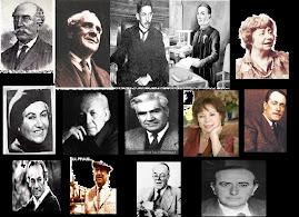 Escritores de la literatura chilena