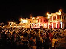 V Festival Internacional de Poesía de Granada-Nicaragua