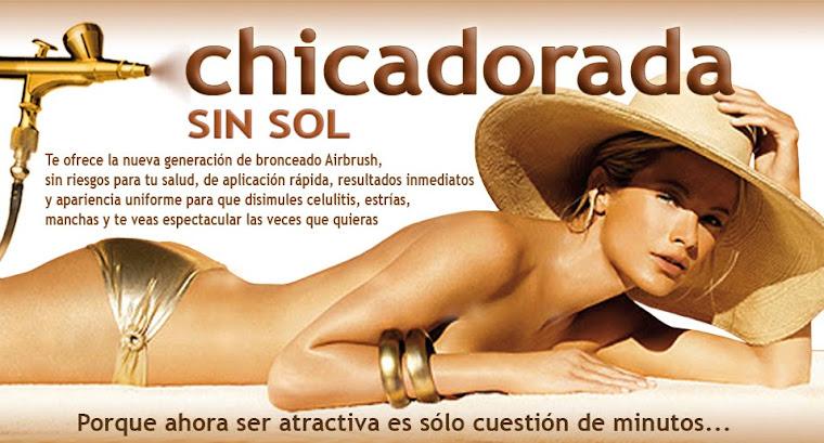 CHICA DORADA SIN SOL