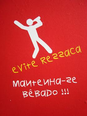 EVITE RESSACA