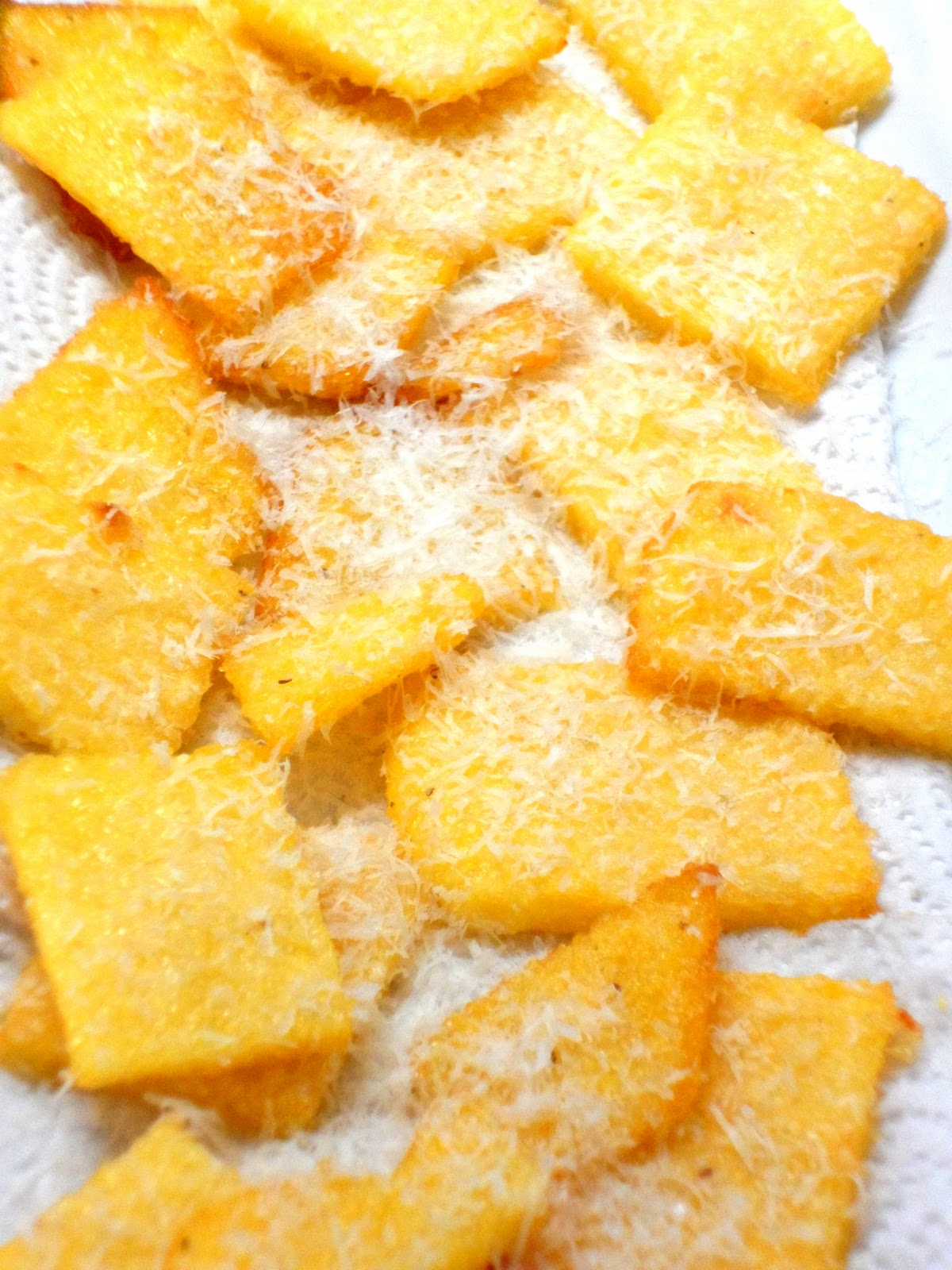 Crispy Grilled Polenta Recipes — Dishmaps