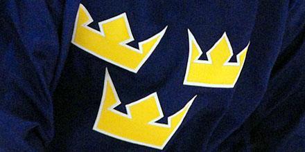 tre kronor logo
