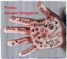premio amigas blogueras