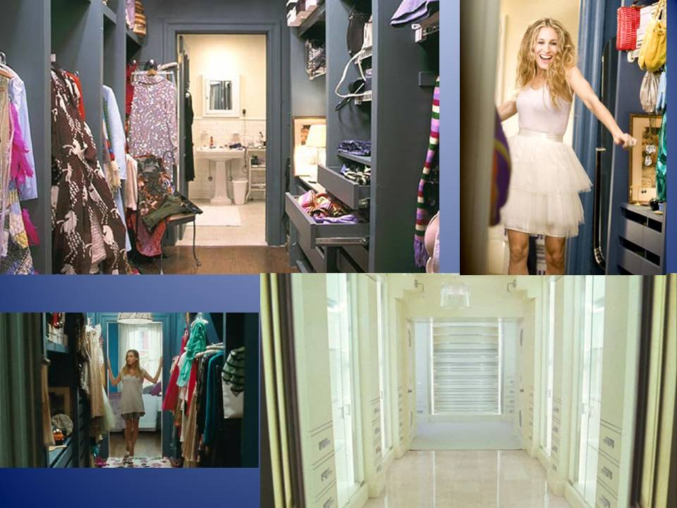 Tendenciera cada cosa en su lugar for Piso carrie bradshaw