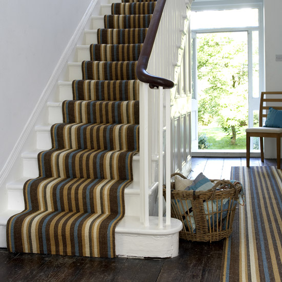 Stripe Runner Rugs - m
