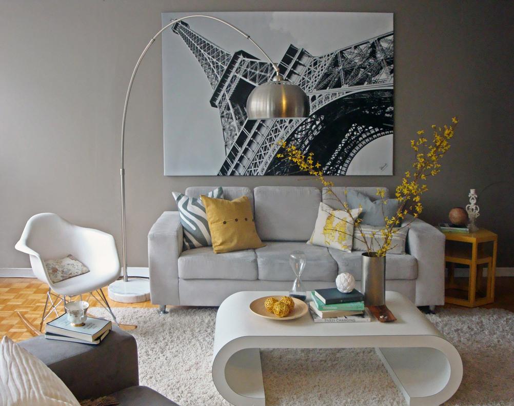 Awesome Toronto Designer Jacquelyn Clark Via Made By Girl · Living Room Design ...