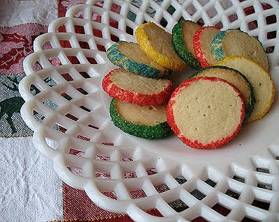TWD: Sables (shortbread cookies)