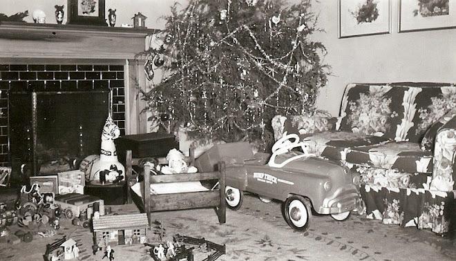 Christmas, 1952