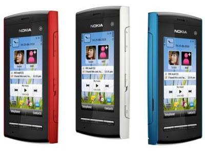 Gambar Nokia Type 5250