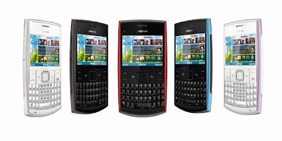 Nokia X2-01 HP Nokia Dual SIM Murah
