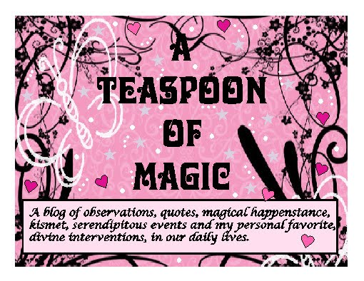 A Teaspoon of Magic