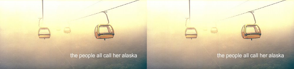 the people all call her alaska