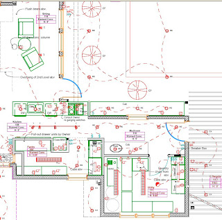 Planning home electrical circuits - Home plan