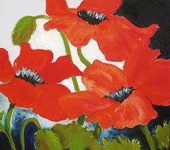 Poppies Step #2