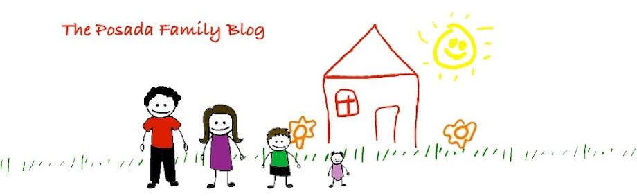Posada Family Blog