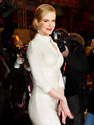Nicole Kidman's recipe for making her baby's first Christmas a special one: