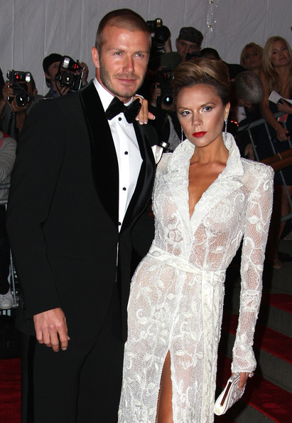 """Victoria Beckham Pregnant With Baby #4! """"David and Victoria Beckham are"""