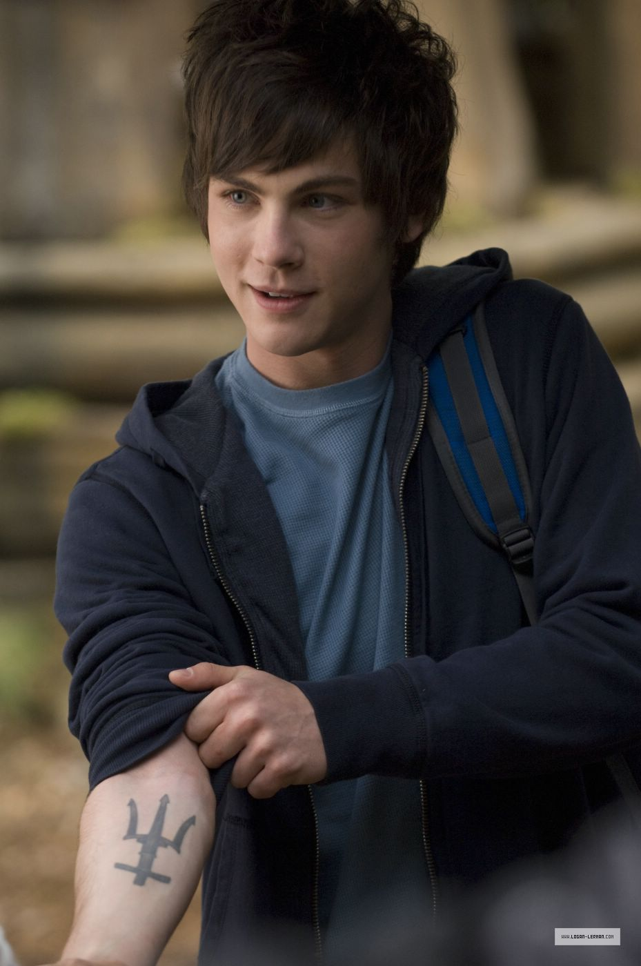 Logan Lerman :))