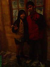 me & 老业^^