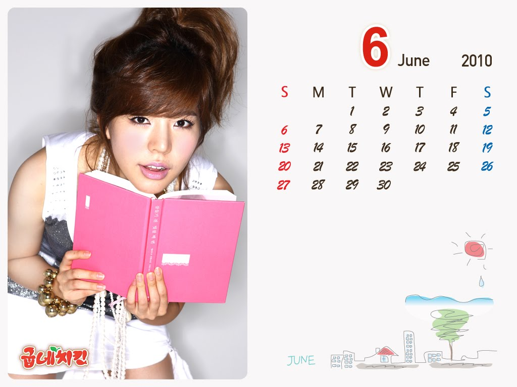 [PICS] Sunny Wallpaper Collection 1024x768