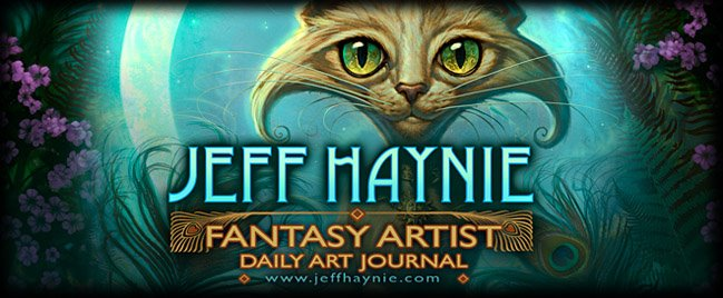 Art of Jeff Haynie