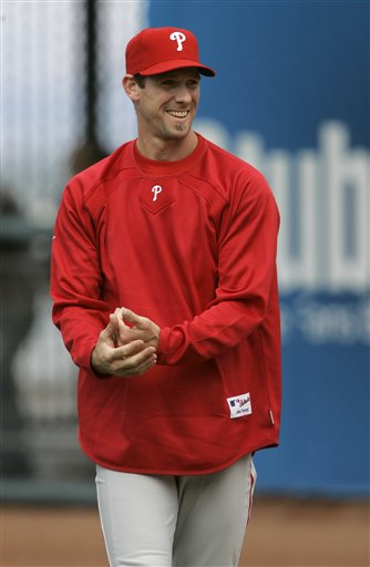 cliff lee phillies. To come to Philly, Lee also