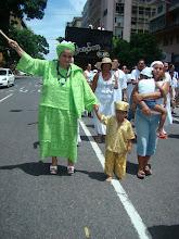 """I Caminhada pela Liberdade Religiosa """"Fé e Resistência"""""""