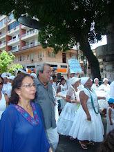 """I Caminhada PelaLiberdade Religiosa """"Fé e Resistência"""""""