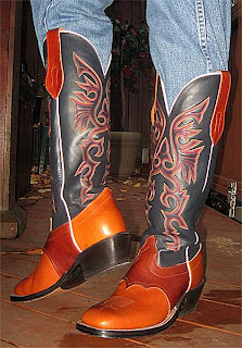 Gay cowboy boot pictures excellent, support