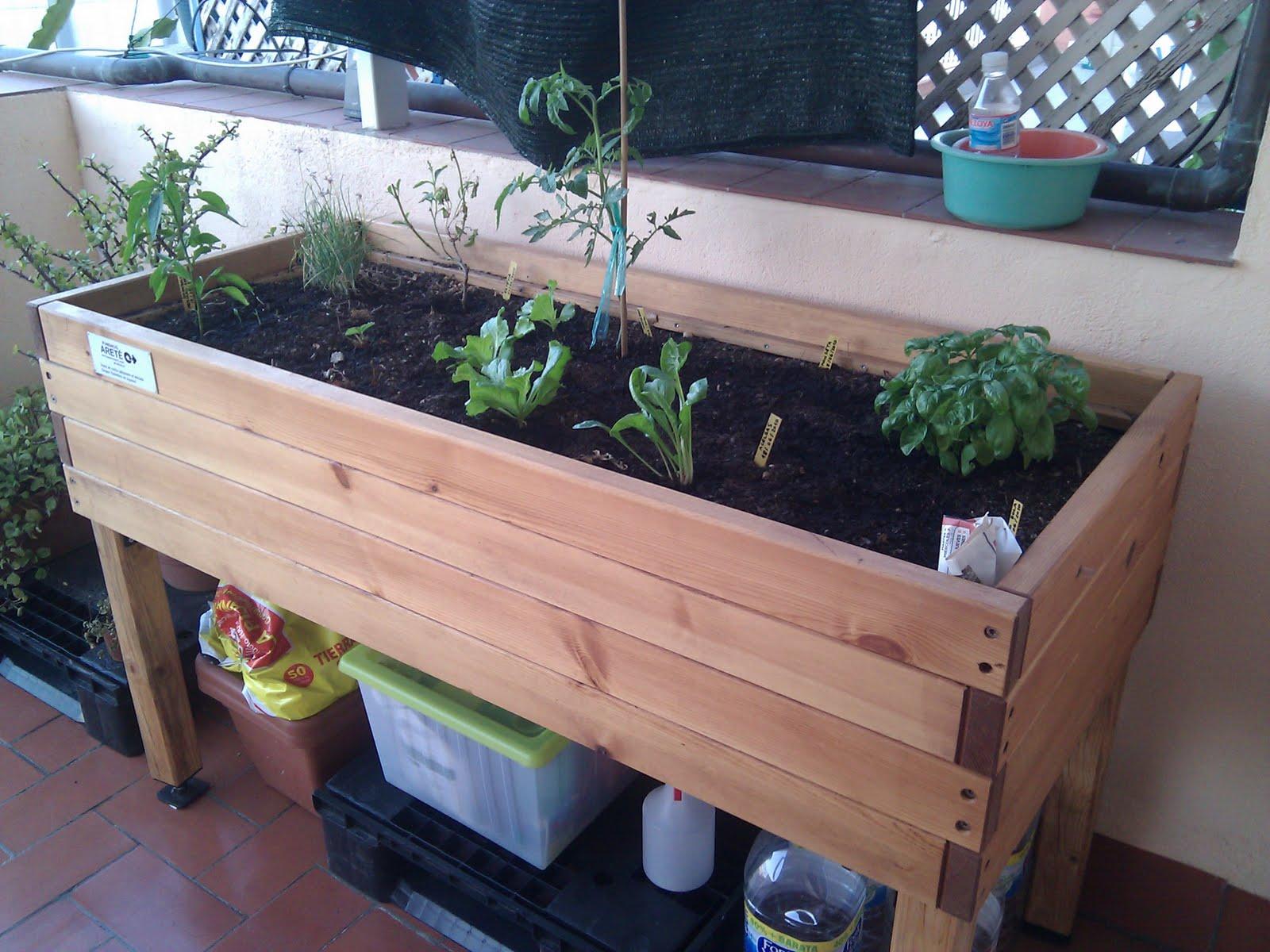 Ya me he plantado la mesa de cultivo - Mesa de cultivo ...
