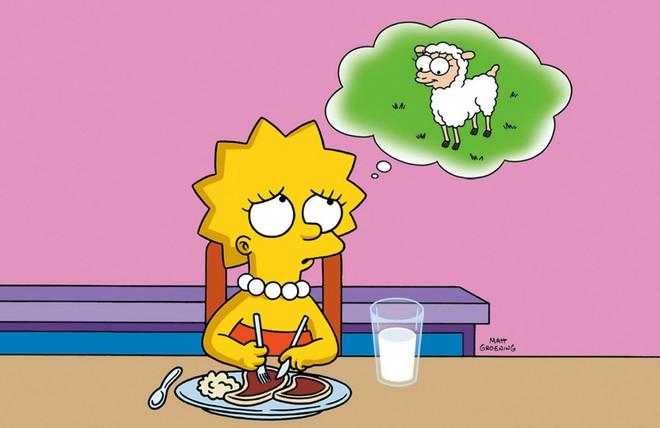 Lisa también piensa en ellos