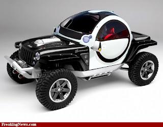New Concept car