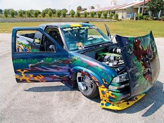 Chevrolet Modification