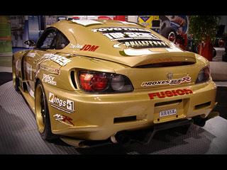 Bulletproof Automotive HONDA S2000