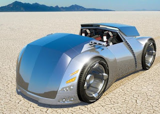New Automotive Concept : John Villarreal