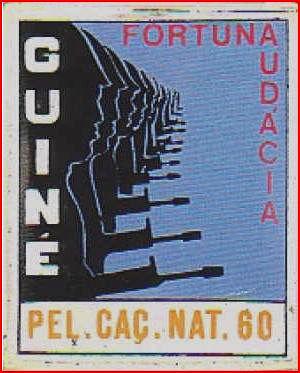 Pelotão de Caçadores Nativos 60 -(GUINÉ,).