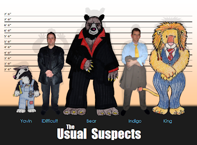 Indigo Roth's The Usual Suspects