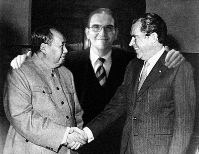 Indigo ROth's uncle Jericho with Nixon in China