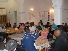 Rencontre des jeune a Figuig