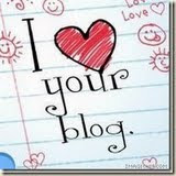 Love My Blog Award