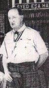 Ketua Pesuruhjaya Pengakap Tanah Melayu Pertama (1910 - 1948)