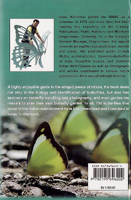 description the book of indian butterflies describes 735 species of butterflies that commonly occur in the indian subcontinent - Butterfly Garden Book