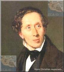 Hans Christian Andersen (02.04.1805)