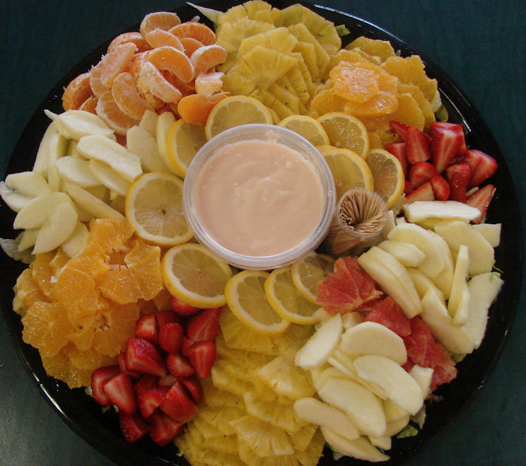 Images Of Fruit Platters. Assorted Fresh Fruit Platters