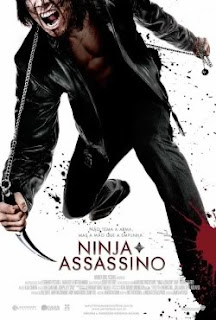 Filme Poster Ninja Assassino DVDRip Rmvb Legendado
