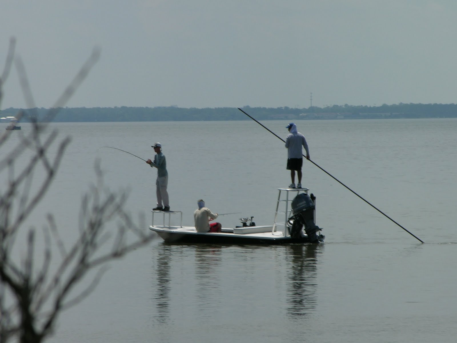 Mosquito lagoon indian river fishing labor day weekend for Indian river fishing
