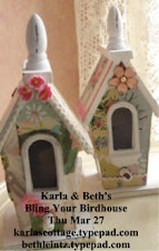 Bling Your Birdhouse Challenge
