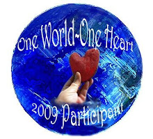 One World One Heart Giveaway