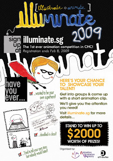 Illuminate Animation Competition 2009
