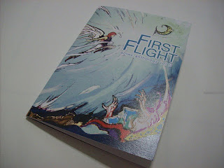 First Flight: The Aspiring Mangaka & Writeres Club Anthology II